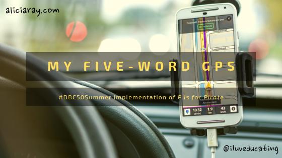 FIVE-Word GPS